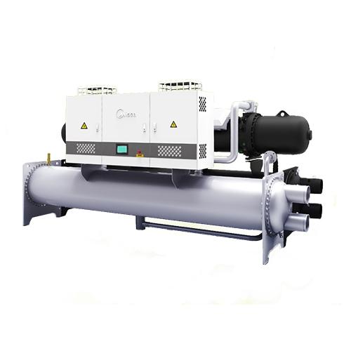 泰州高效降膜式变频螺杆式冷水机组