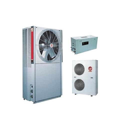 户式分体风冷热泵水机组